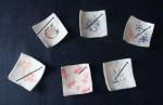 Kodate (incense plates)