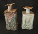 Wood-fired vases