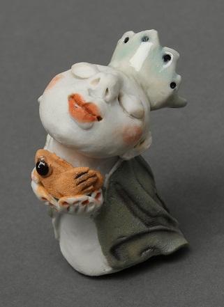 Small Porcelain Figure 2